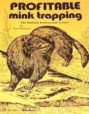 Helfrich Profitable Mink Trapping #643
